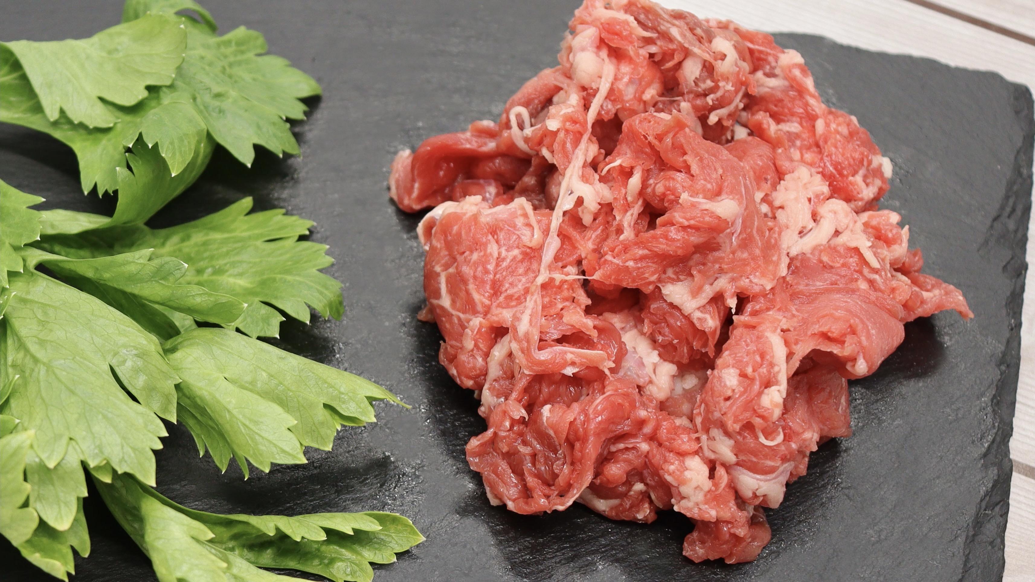 並木精肉店の牛肉